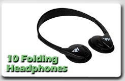 Folding Headphone